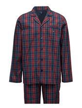 GANT Pajama Set Yale Check Logo Elastic 14725343