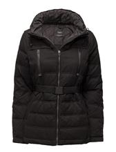 Mango Belted Feather Down Coat 14727535