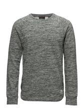Scotch & Soda Classic Crewneck Sweat In Melange Felpa 14254048