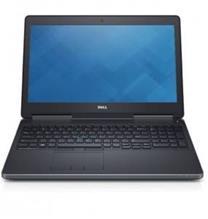 """Dell Precision M7510 7510-F025 (Core i7-6820HQ, 16 GB, 256 GB SSD, 15,6"""", Win 10 Pro), kannettava tietokone"""