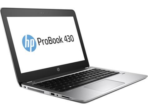 """HP ProBook 430 G4 Y7Z26EA#UUW (Core i3-7100U, 4 GB, 256 GB SSD, 13,3"""", Win 10), kannettava tietokone"""
