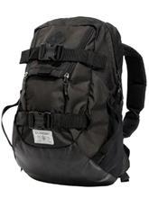 Element The Daily Backpack flint black / musta Miehet