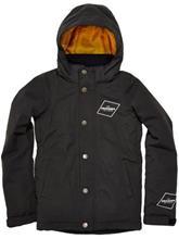 Draussen Value Jacket Youth black / musta Jätkät