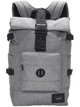 Nixon Swamis Backpack heather gray / harmaa Miehet