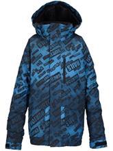 Burton Phase Poikien takki riot / kuvioitu Jätkät