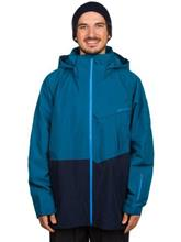 Patagonia Powder Bowl Jacket underwater blue / sininen Miehet