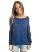 Rip Curl Oasis Palm Sweater peacoat / sininen Naiset