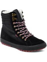 Roxy Anchorage Boots Women black / musta Naiset