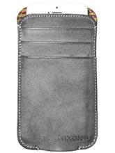 Nixon Dusty iPhone Wallet chalk black / musta Jätkät