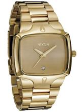 Nixon The Player gold / gold / keltainen Miehet