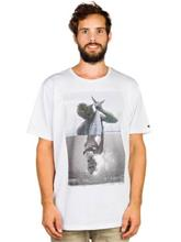 Rip Curl Mamie Canette T-Shirt white / grey / valkoinen Miehet