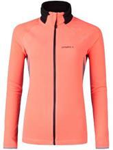 O'Neill Ventilator Fleece Jacket neon tangerine pink / pinkki Naiset