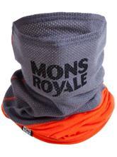 Mons Royale Merino Fifty-Fifty Mesh Bandana spice / charcoal / oranssi Miehet