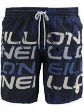 O'Neill Stack Boardshorts blue aop w / blue / sininen Miehet