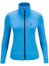 Peak Performance Sizzler Zip Jacket cerulean / sininen Naiset