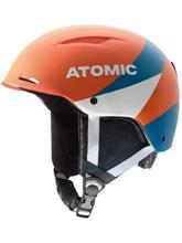 Atomic Redster LF SL Kypärä orange / kuvioitu Miehet