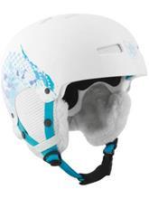 TSG Lotus Graphic Design Helmet blur / valkoinen Naiset