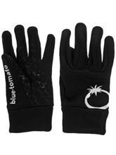 Level BT Warm Fingers Stretch Hanskat black / musta Miehet