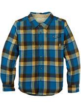 Burton Mill Poikien paita glacier blue impulse / sininen Jätkät