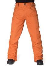 Horsefeathers Roulette Housut rust / oranssi Miehet