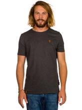 Naketano Italienischer Hengst II T-Shirt anthracite melange / harmaa Miehet