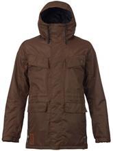 Analog Merchant Jacket bark / ruskea Miehet