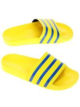 adidas Originals Adilette Sandals yellow / bluebird / black / keltainen Miehet