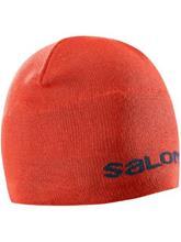 Salomon Salomon Beanie lava orange / oranssi Miehet