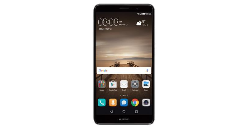 Huawei Mate 9 64GB, puhelin