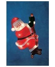Konstsmide 2856-000 joulupukki siluetti