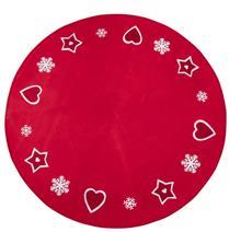 Kuusenalusmatto 90cm punainen