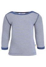 Joha Pitkähihainen paita dark blue / offwhite