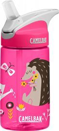 CamelBak eddy juomapullo 400ml , vaaleanpunainen/valkoinen