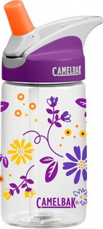 CamelBak eddy Lapset juomapullo 400ml , violetti/läpinäkyvä