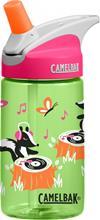 CamelBak eddy Lapset juomapullo 400ml , vihreä/vaaleanpunainen