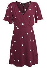 New Look Petite Vapaaajan mekko red