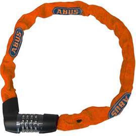 ABUS Tresor 1385 pyöränlukko , oranssi