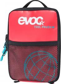Evoc Tool laukku M , punainen/musta