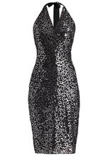 Anna Field LINDSAY Vapaaajan mekko silver/black