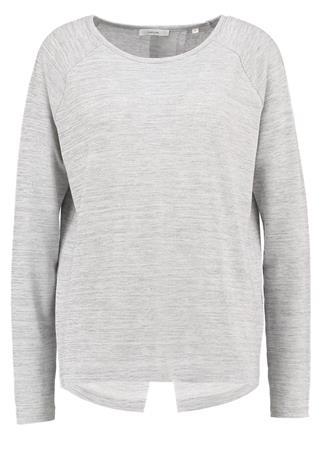 Opus GINGER Pitkähihainen paita light grey