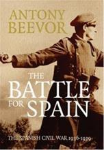 Battle for Spain (Antony Beevor), kirja
