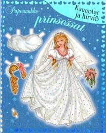 Paperinukkeprinsessat: Kaunotar ja Hirviö, kirja