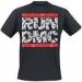 RUN DMC Camo Logo T-paita koko XL
