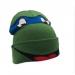 Teenage Mutant Ninja Turles Leonardo lasten beanie pipo
