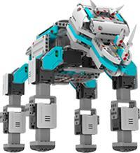 Ubtech Jimu Inventor, sovellusohjattava tee-se-itse-robotti