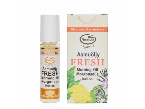 Frantsilan Memory Aromatics Aamuöljy Fresh