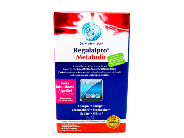 Regulatpro Metabolic 2x350 ml