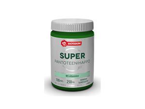 Bioteekin Super Pantoteenihappo