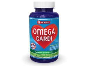 Bioteekin Omega Cardi, 60 kaps.