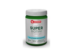 Bioteekin Super Biotiini